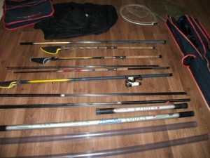 artigos de pesca compra online