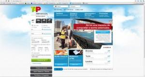 bilhetes de avião comprar online
