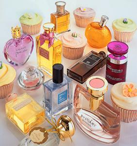 tipos e marcas de perfumes