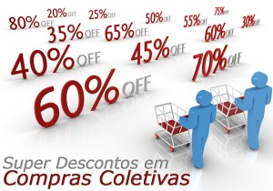 vendas coletivas