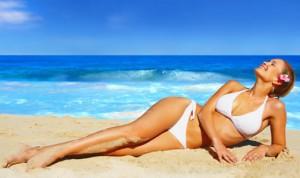corpo sensual praia