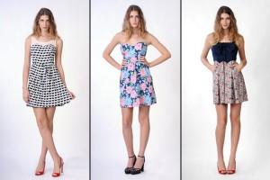 Comprar saias e vestidos