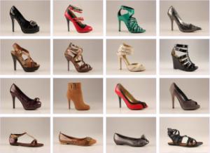 modelos únicos de sapatos online