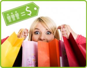 compras em grupo na internet