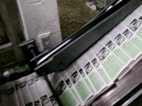 como montar um jornal