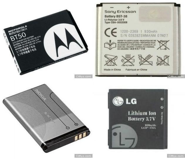 comprar online bateria de celular