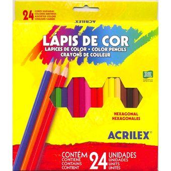 comprar online lapis de cor acrlex