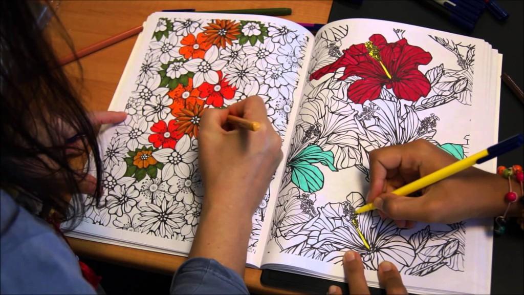 comprar online livros de colorir para adultos