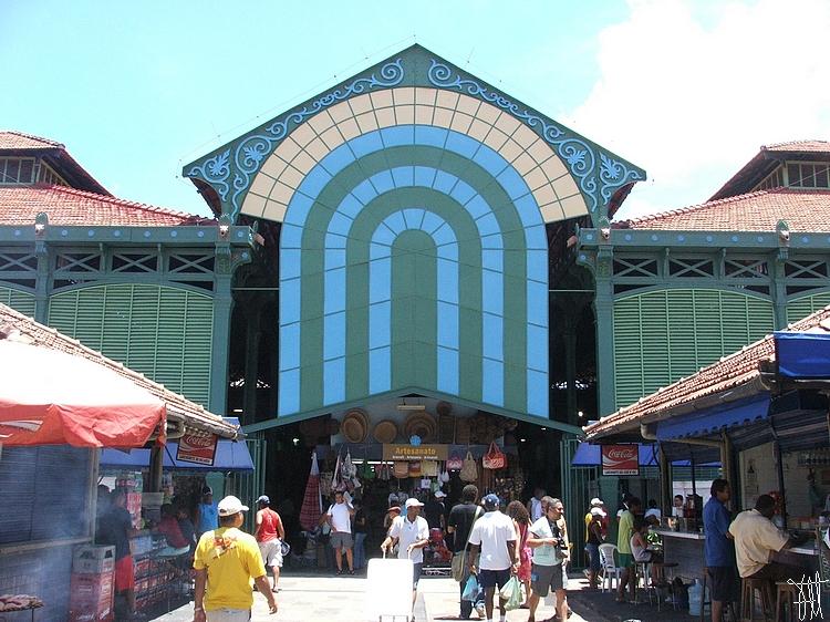 comprar artesanato em recife mercado de sao jose