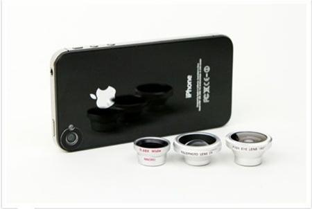 comprar lentes para celular