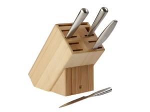 comprar online porta faca de madeira